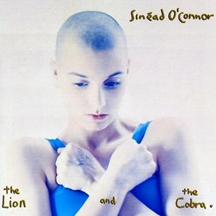 1988 Three Female Artists Mix Tape, Part 3: Sinéad O'Connor, The Lion and the Cobra