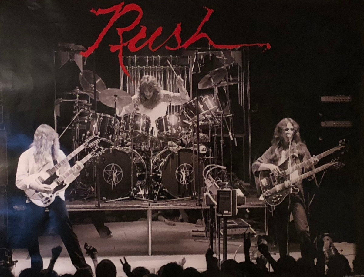 "American Top 40 PastBlast, 10/16/82: Rush, ""New World Man"""